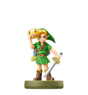 The Legend of Zelda amiibo Link