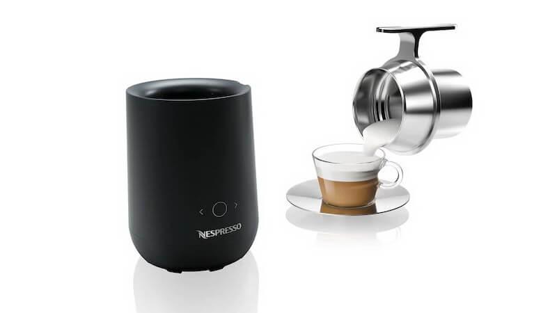 Nespresso Milchaufschaeumer Barista