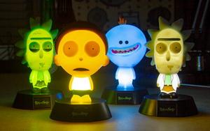 Zavvi.com Rick & Morty Lampe