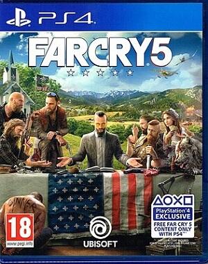 Gameware Farcry 5 Uncut