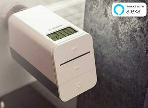 Smart Home Thermostat Bosch
