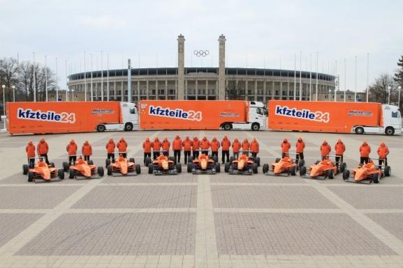 kfzteile24 sponsoring