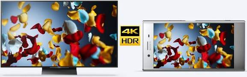 Sony Xperia XZ Premium 4K HDR