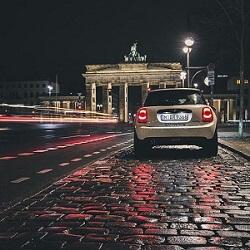 DriveNow Mini Berlin