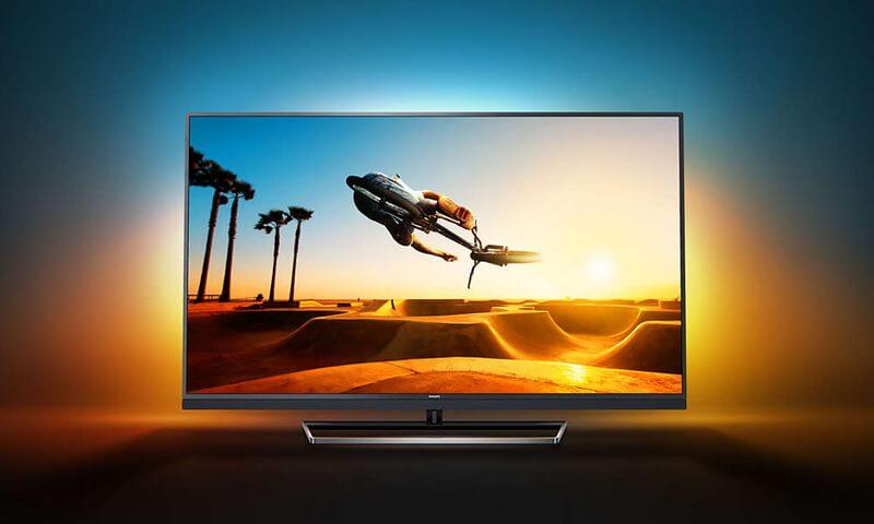 55 Zoll Fernseher Philips 55PUS7502