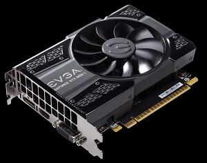 NVIDIA GeForce GTX 1050 TI von EVGA