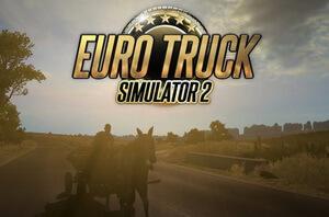 PC Spiele Euro Truck Simulator 2
