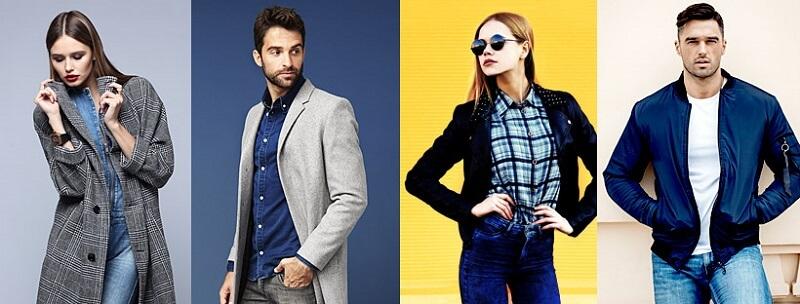 dress-for-less Damen und Herrenkleidung