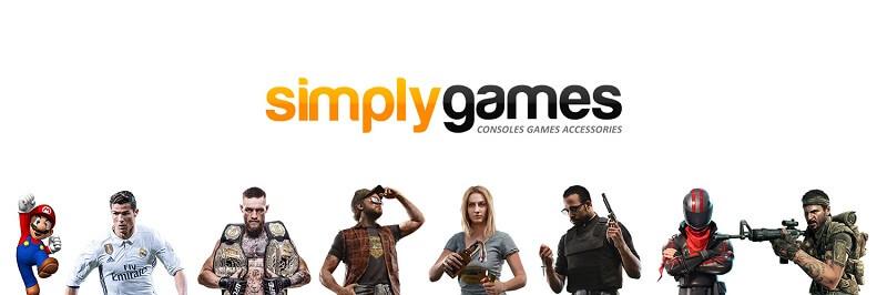 SimplyGames Konsolen Spiele Zubehör