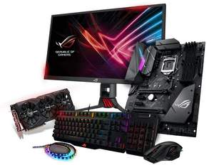 Mindfactory ROG PC Hardware