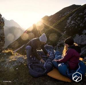 Bergzeit Schlafsack