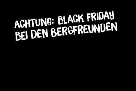 bergfreunde black friday