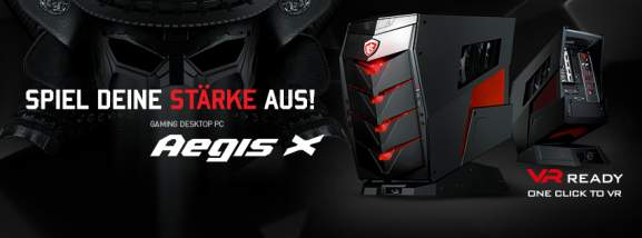 msi gaming pc