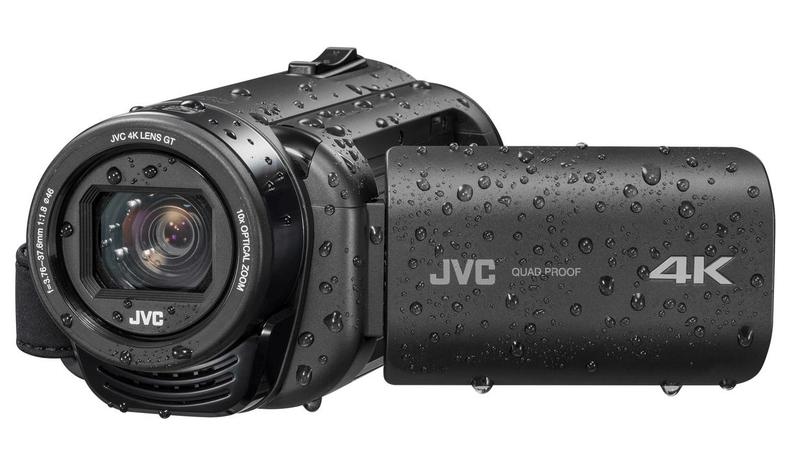 Camcorder JVC GZ-RY980HEU