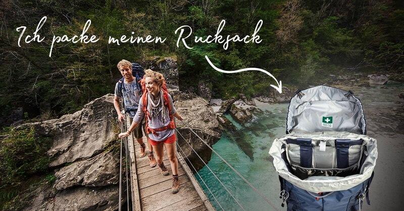 Bergfreunde Rucksack
