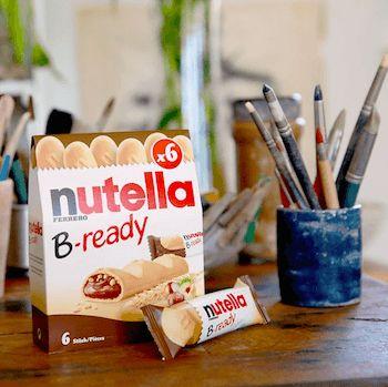 nutella b ready