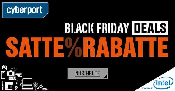 black friday cyberport