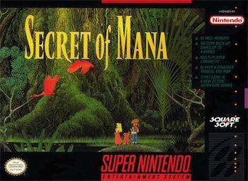 snes mini secret of mana
