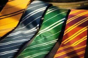 Merchandise Harry Potter Krawatten