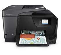 drucker hp office jet