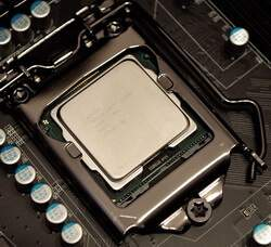 Prozessoren Intel CPU