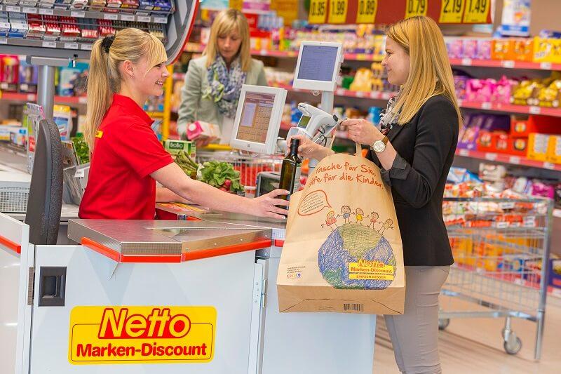Netto Marken Discount Einkauf