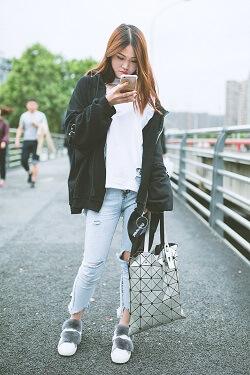 Handtaschen Shopper