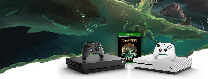 Microsoft Xbox One Sea of Thieves