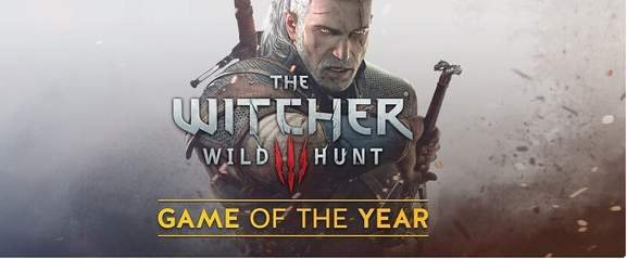 GOG.com The Witcher Game of the Year