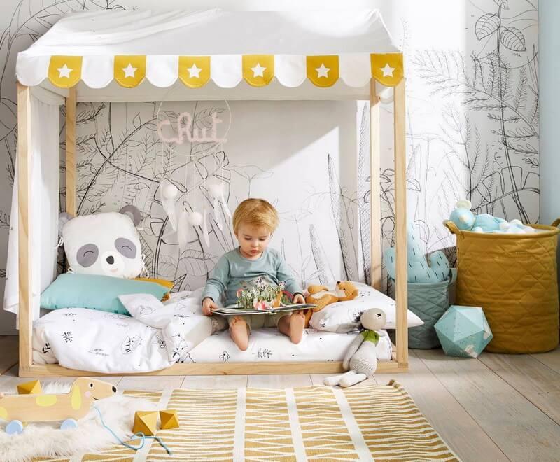 Vertbaudet Kinderzimmer Moebel und Dekoration