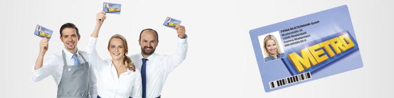 METRO Kundenkarte