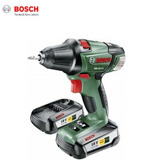 Globus Baumarkt Bosch Akkuschrauber