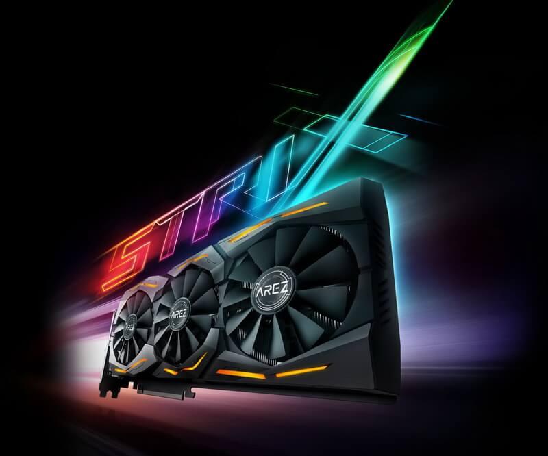 AMD Vega ASUS AREZ Strix