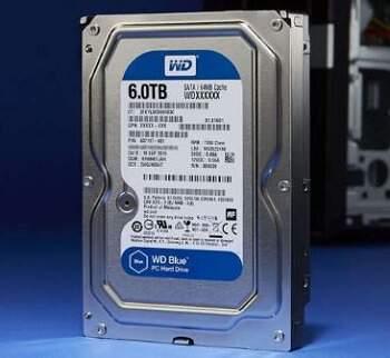 Western Digital WD Blue 6 TB