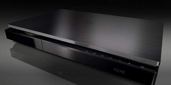 Blu-ray Player 4K LG