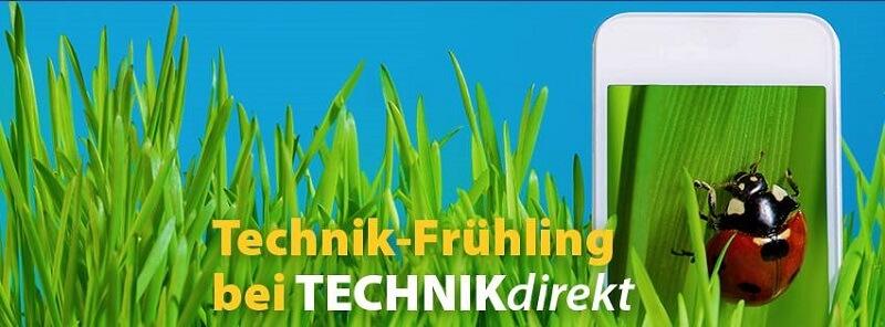 TECHNIKdirekt Technik Fruehling