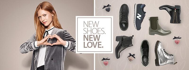 Roland neue Schuhe