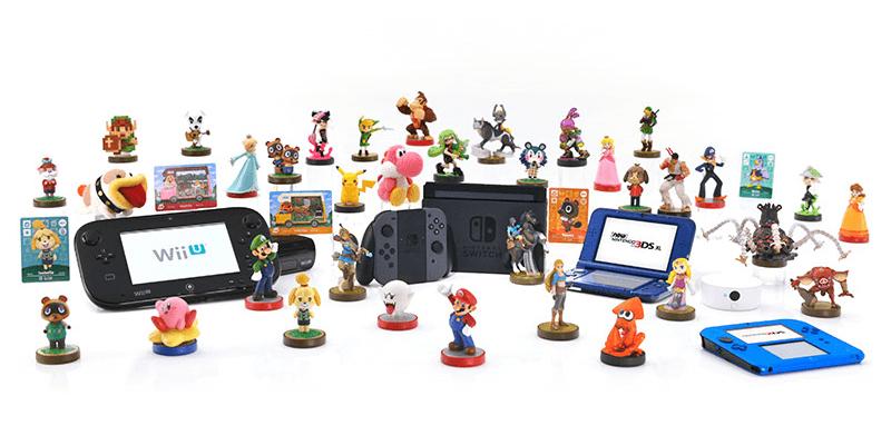 amiibo fuer Nintendo Switch 3DS und Wii U