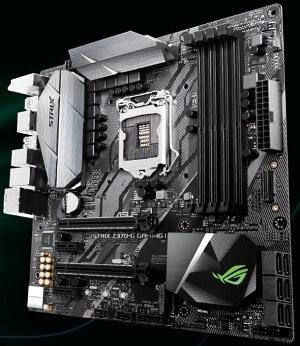 Mainboard Asus ROG Micro ATX