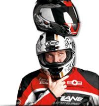 Louis Motorradhelm