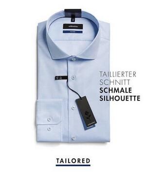 Seidensticker Tailored Hemd