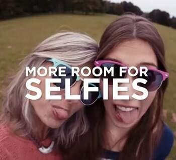 SanDisk Speicherkarten Selfies