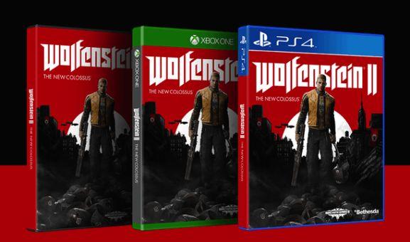 wolfenstein 2 ps4 xbox pc
