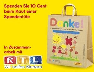 Netto RTL wir helfen Kindern