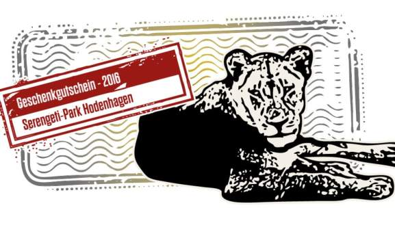 serengeti park geschenkgutschein