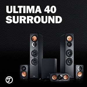 Teufel Ultima 40 Surround Standlautsprecher