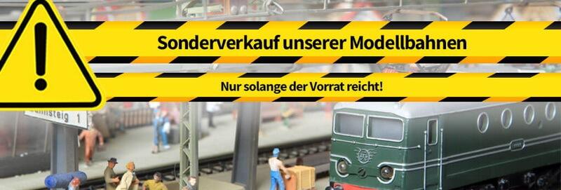 SMDV Sonderverkauf Modellbahnen