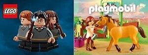 SPIELE MAX LEGO PLAYMOBIL