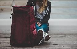 Staedtereisen Reisegepaeck