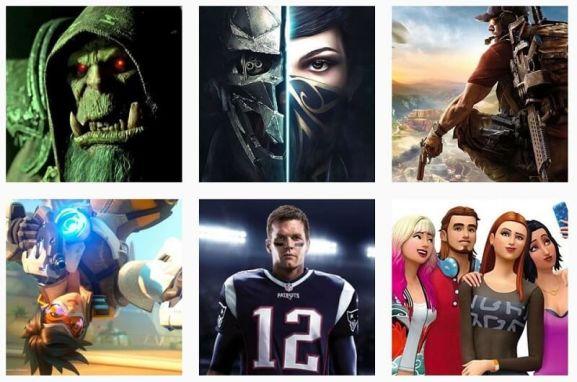 cdkeys.com Warcraft Assassins Creed PUBG Overwatch NFL 18 Sims